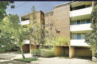 Spacious unfurnished 2 bd apartment South Yarra