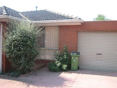 Two bedroom unit in ever pleasant location.