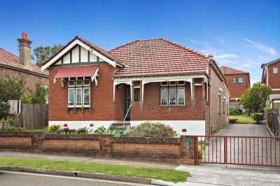 Extended Full Brick Family Home