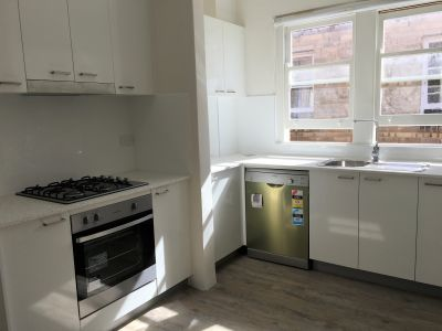 Large Renovated Top Floor Apartment