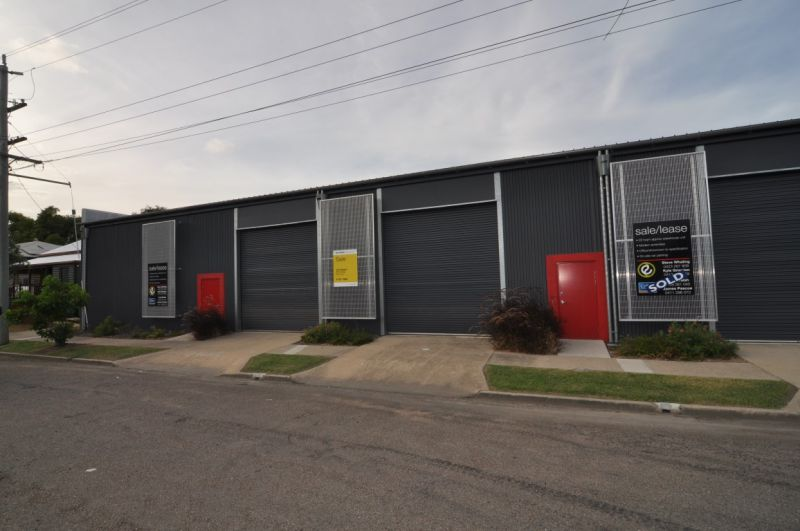 Fully refurbished fringe CBD warehouse unit