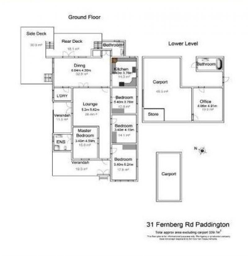 Paddington 4064