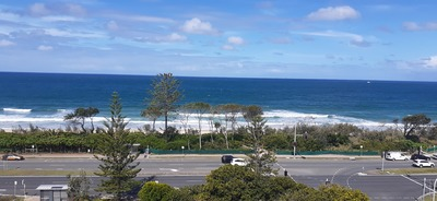 Ocean View Penthouse With Private Rooftop and 180 Degree Views from Noosa to Point Cartwright