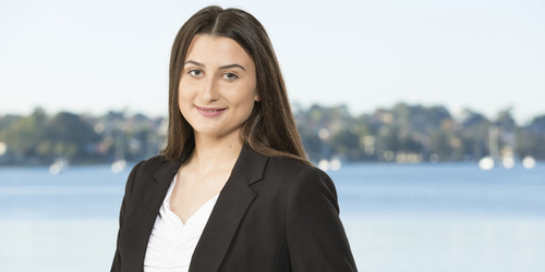 Jasmine Sopina Real Estate Agent