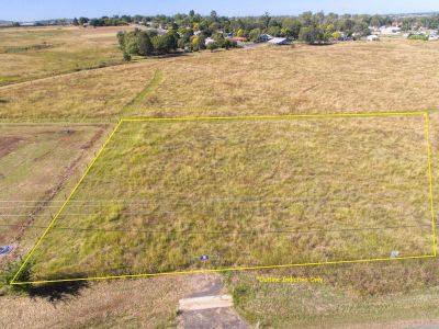 ONE ACRE READY TO BUILD ON