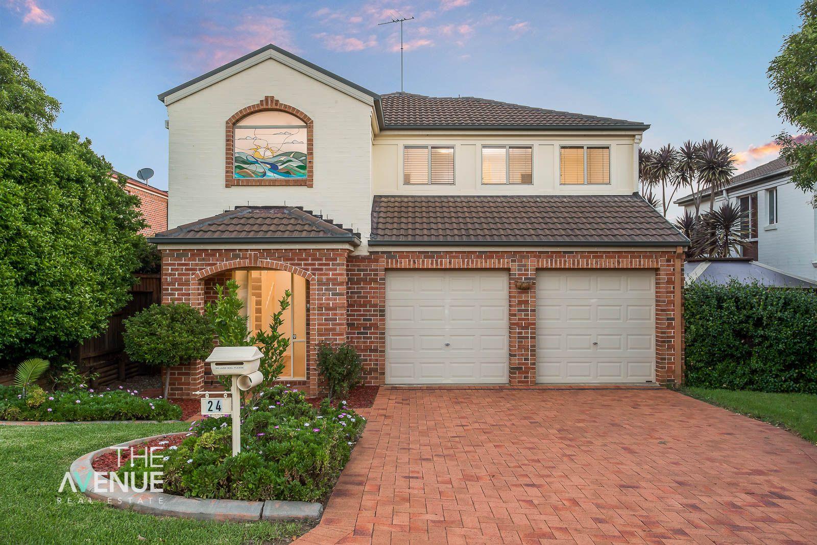 24 Botanical Drive, Kellyville NSW 2155