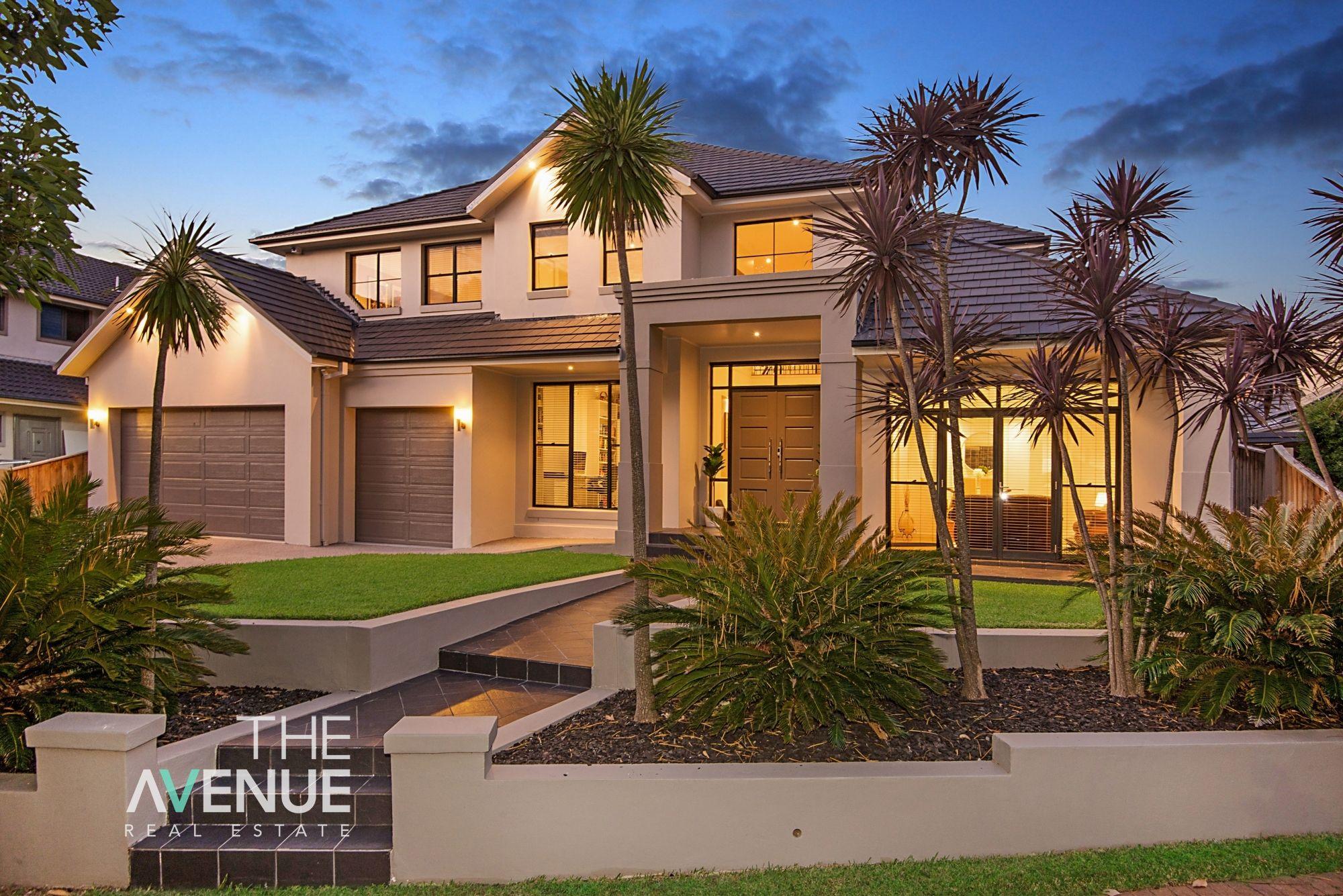 41 Northridge Avenue, Bella Vista NSW 2153