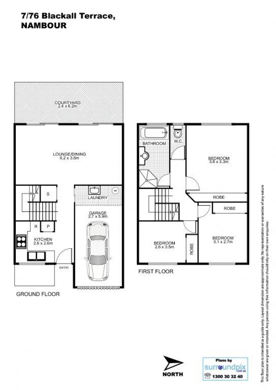 7/76 Blackall Terrace, Nambour QLD 4560