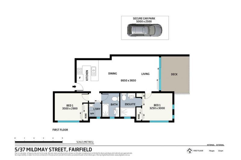 5/37 Mildmay Street Fairfield 4103
