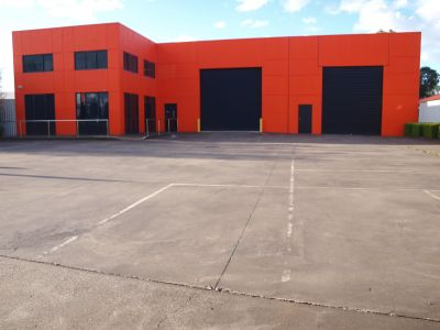 QUALITY FACILITY WITH GREAT EXPOSURE