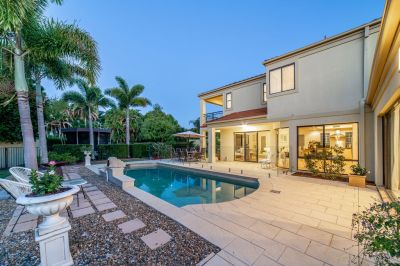 Huge Block - Family Home with Direct Golf Course Frontage