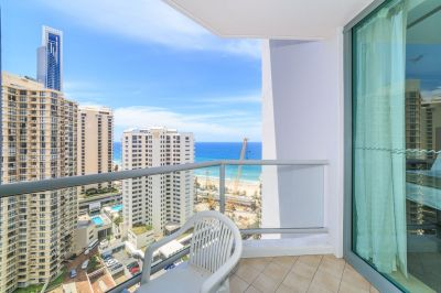 Fully furnished studio apartment - two to choose from $315 and $365 per week