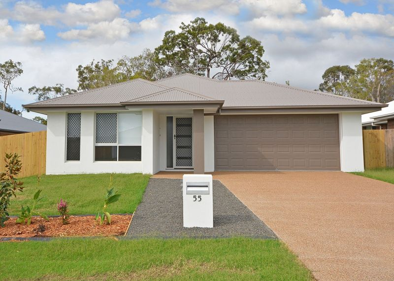 Brand New Home In Popular New Estate