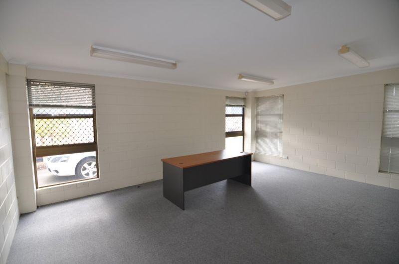 Ground floor Garbutt offices