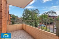 Bright 2 Bedroom Unit. Sought After River Precinct. Brand New Paint & Carpet. Sunny Balcony. Lock Up Garage. Walk to all Parramatta Amenities