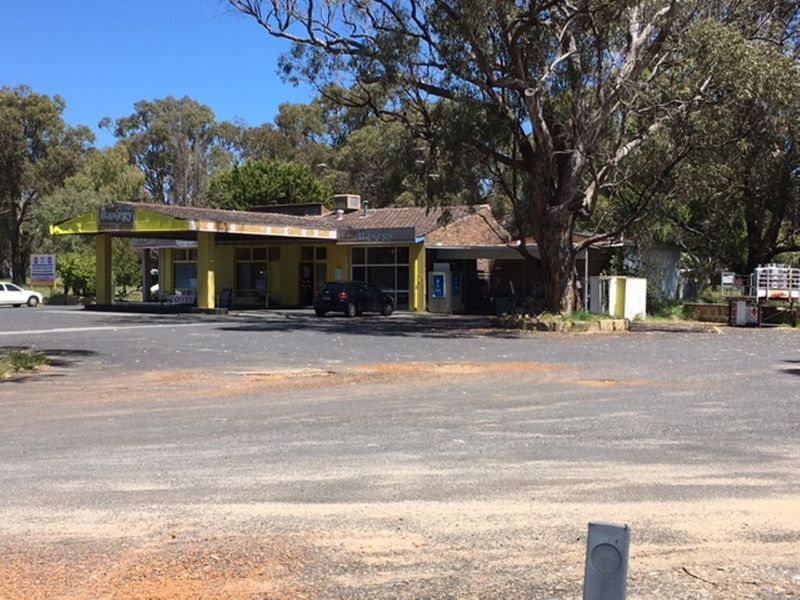 ROAD HOUSE SITE (NOW CALLED BAKERY)