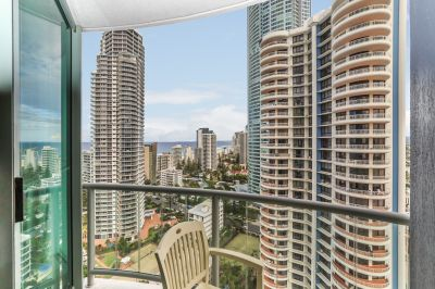 High Floor, Ocean Views 2 Bedrooms