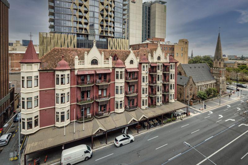 11/21 Pulteney Street, Adelaide