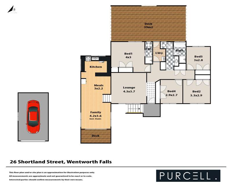 26 Shortland Street Wentworth Falls 2782