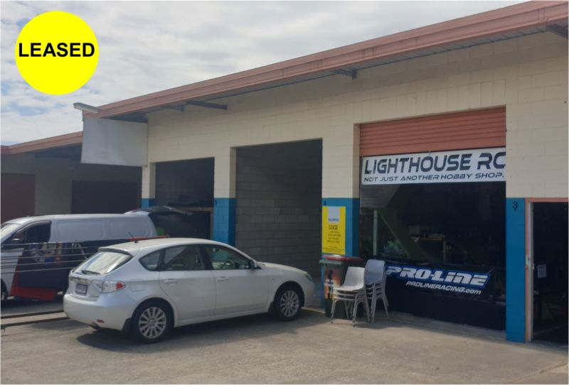 Storage or Small Business Use - Moffat Beach