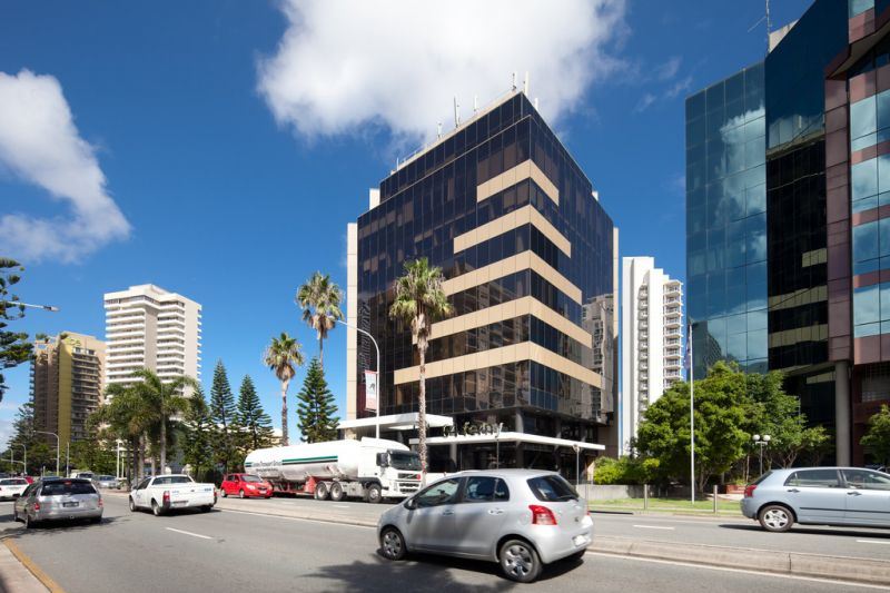 Freehold office building -  Surfers Paradise