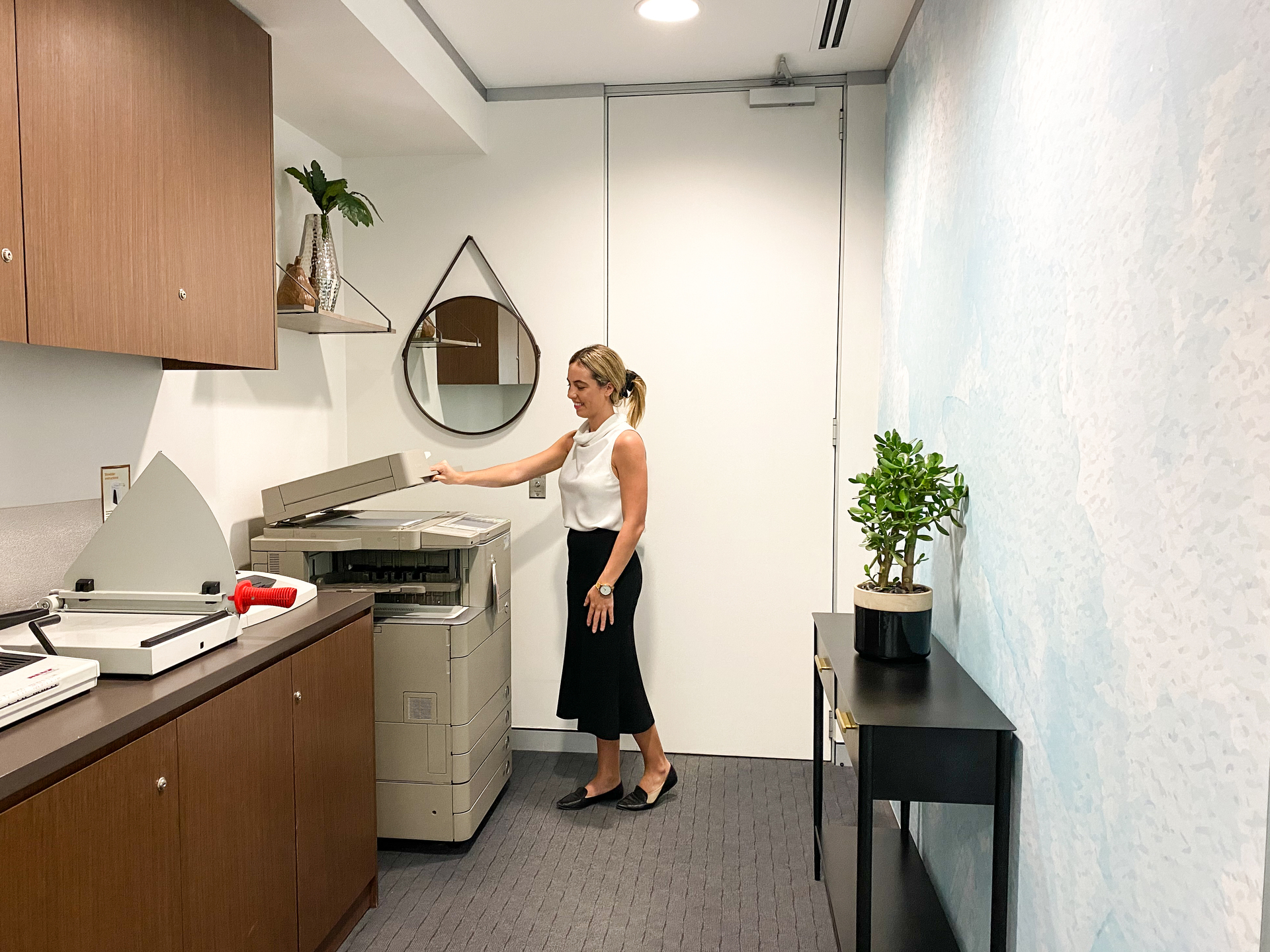 4-person workspace in a superior Eastern Suburbs business address