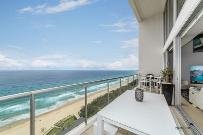 LUXURY BEACHFRONT 2-LEVEL SKY HOME