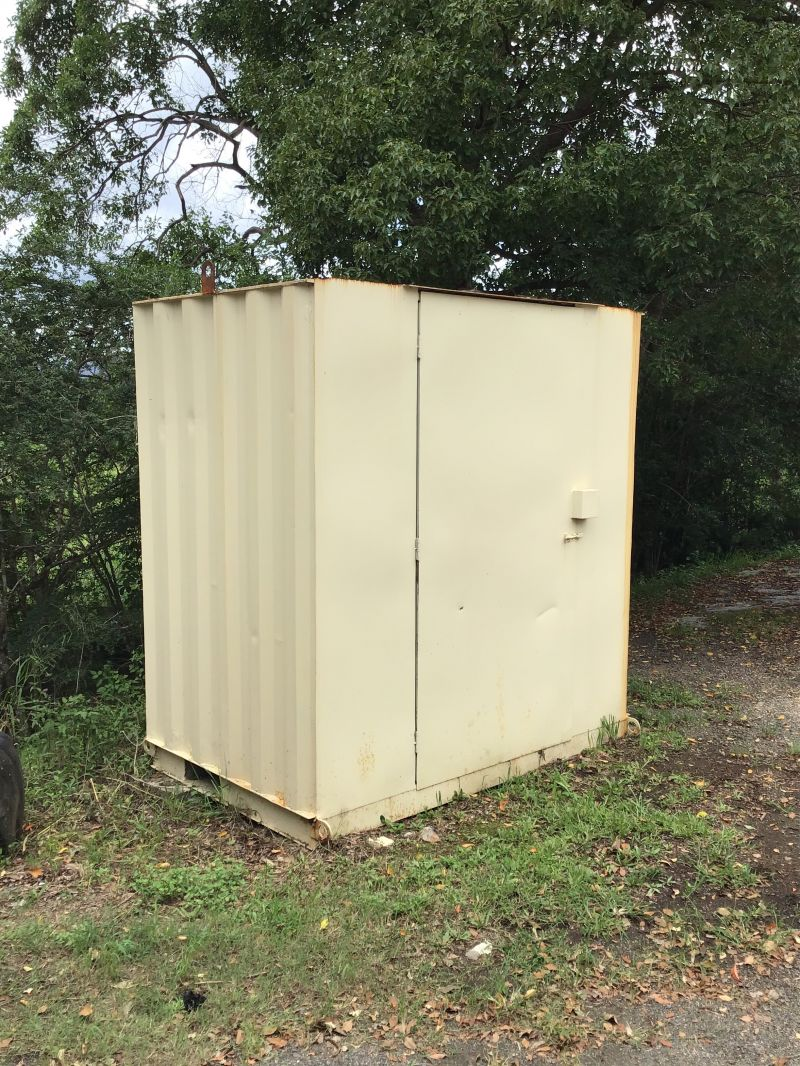 Storage available