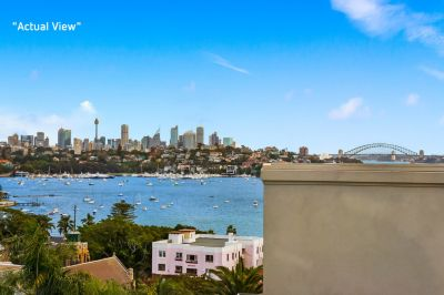 House Sized Apartment Offers Stunning Views, Level Lift Access + Approx. 195 sqm of Effortless One Level Living