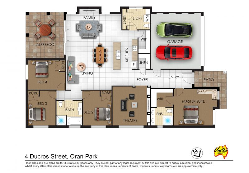 4 Ducros Street Oran Park 2570