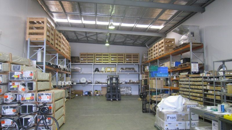 Corporate Quality Office Warehouse