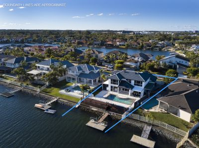 Spectacular Waterfront Living