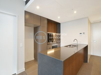High-Level 2 Bedroom Apartment with District Views in 'Ovo', Zetland