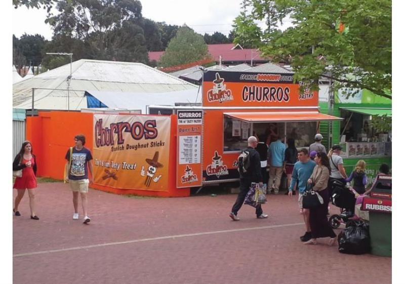 Successful Relocatable Food Vending Business