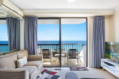 Amazing Beachfront Views