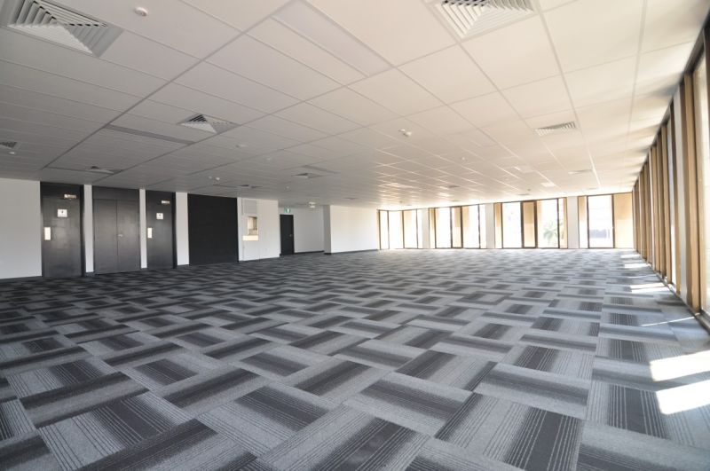 Walker Street offices with new fit out and great natural light