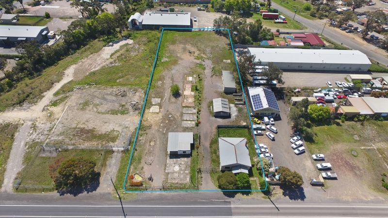 high exposure development site close to m1