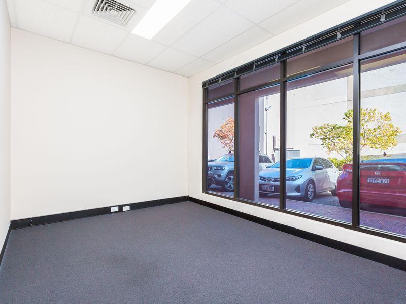 Secure Ground Floor Suite