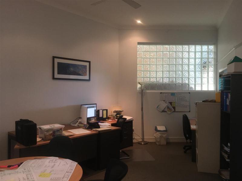 Beachfront Office