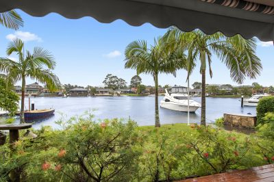 Opportunity Knocks - Full Width Waterfront