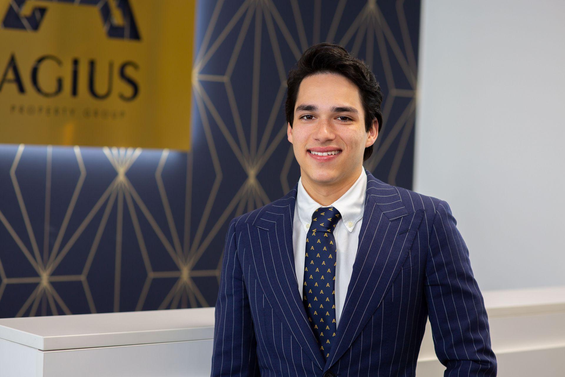 Daniel Wilkins Real Estate Agent