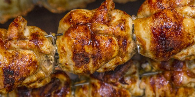 Profitable Charcoal Chicken & Souvlaki - Next To Shopping Centre - Taking $24,000 P/w