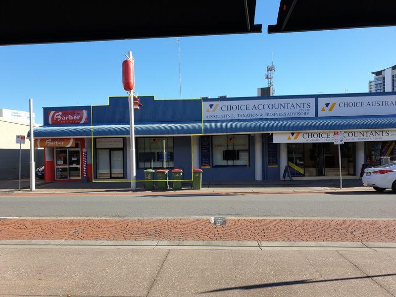 Premium Modern Office / Retail Space On The Corner Of Scarborough Street