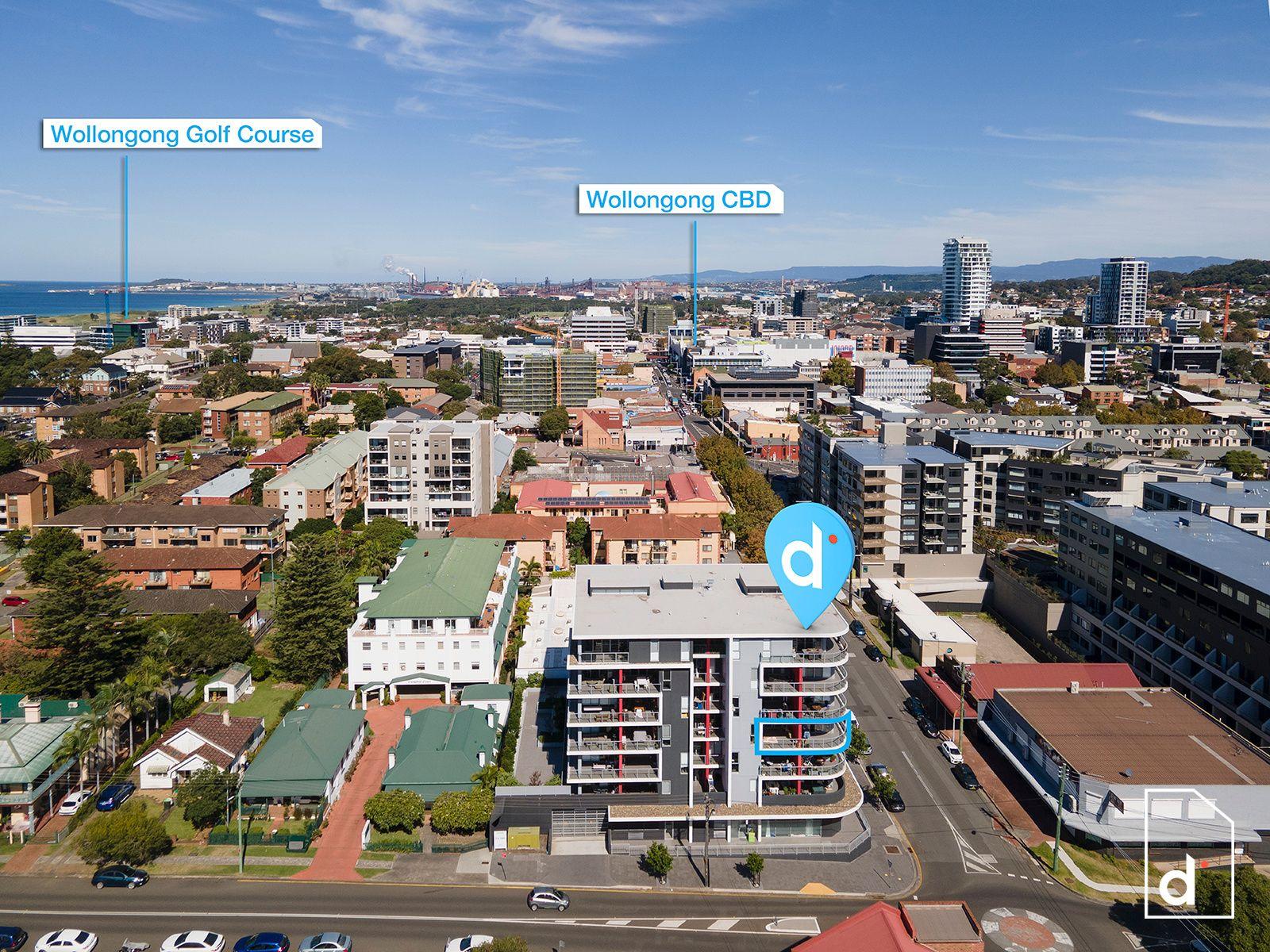 16/61 Keira Street, Wollongong NSW
