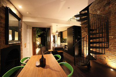 Architecturally Renovated Tri-level Terrace