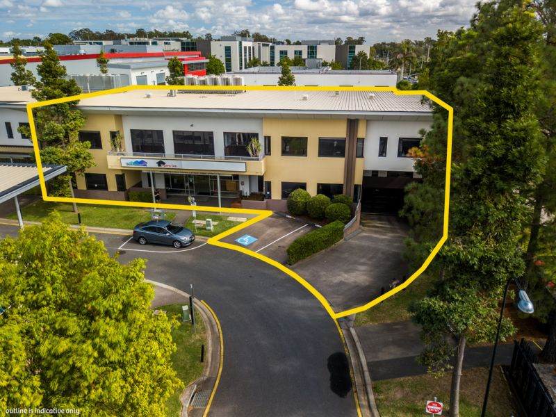 Whole Office Building- Major Exposure - High Quality