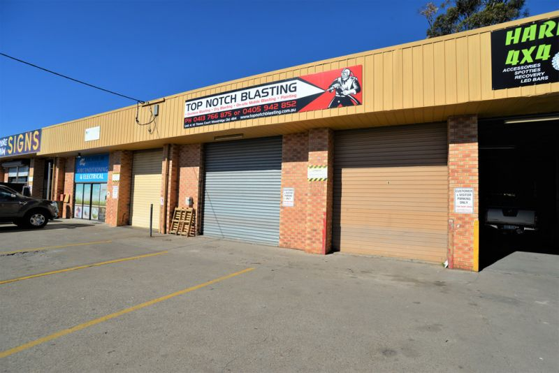 Great Opportunity Just Off Compton Rd - 150sqm Warehouse