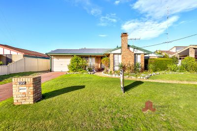 WHAT A GREAT FIRST HOME WITH PLENTY OF POTENTIAL