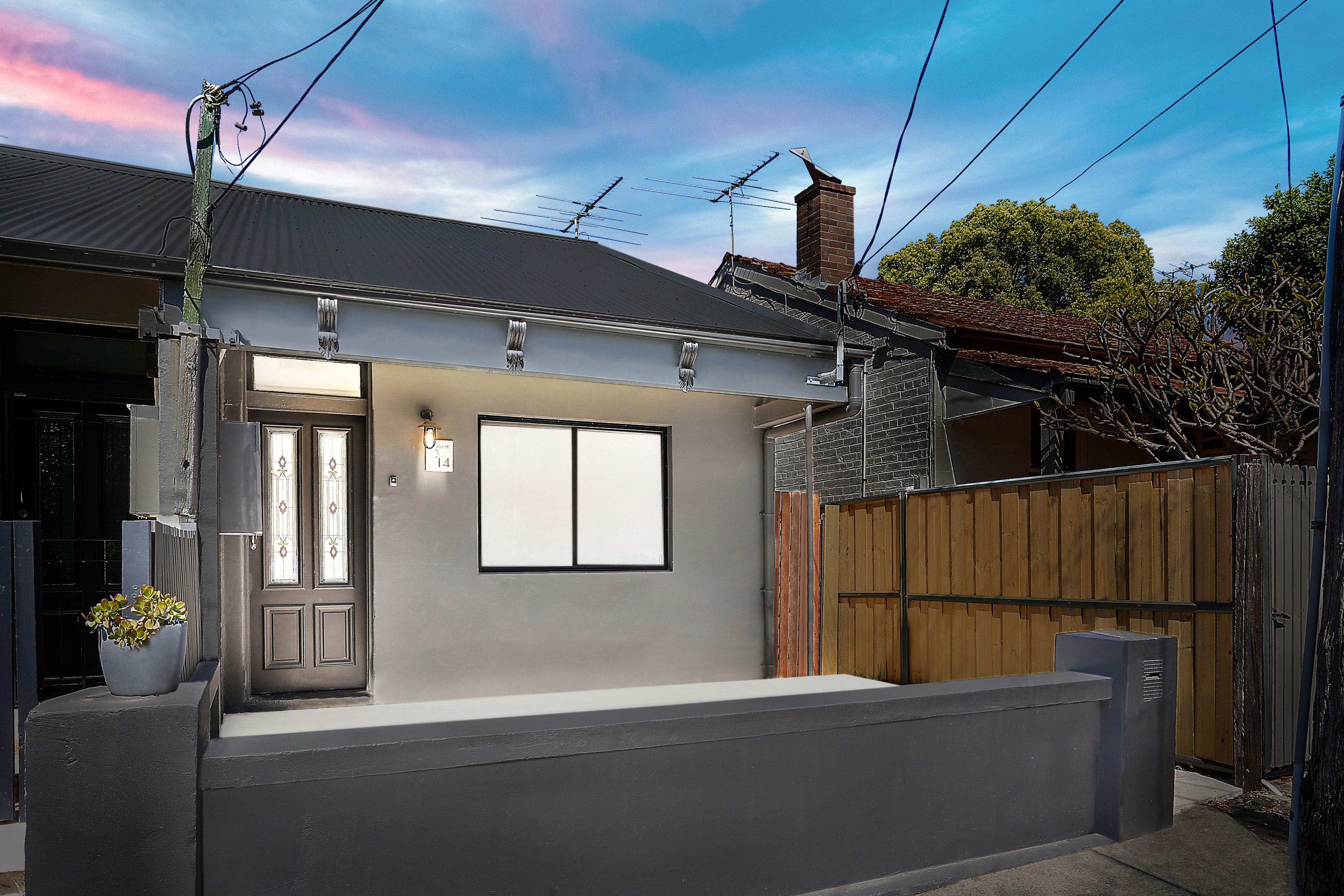 14 Middle Street, Marrickville