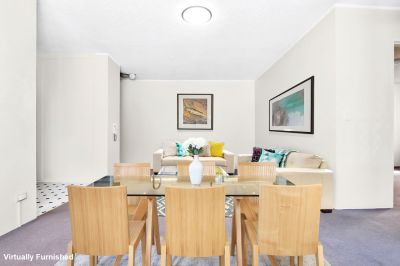 Updated Two Bedroom Apartment with Parking